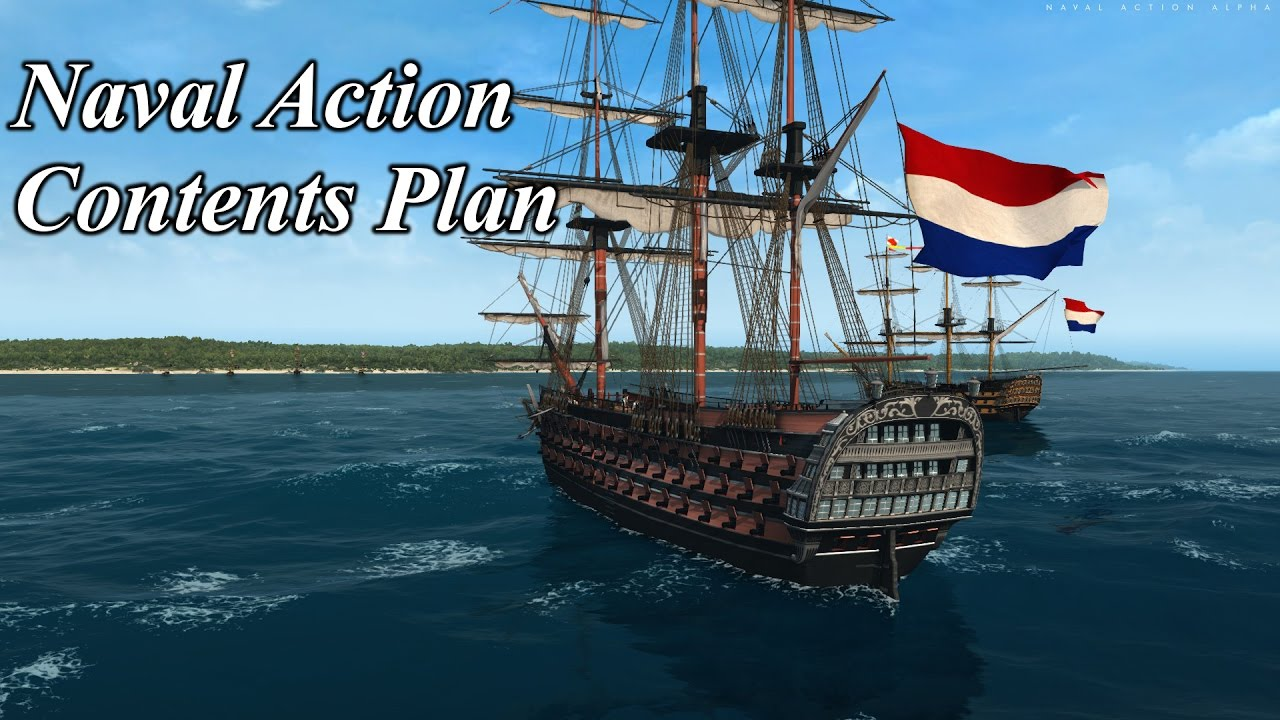 Naval Action Content Plan for the First Half of 2017 - YouTube