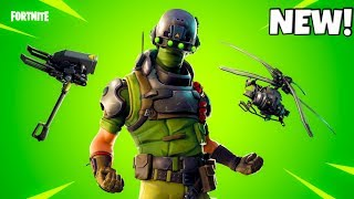 *NEW* TECH OPS SKIN..! (New Item Shop) Fortnite Battle Royale