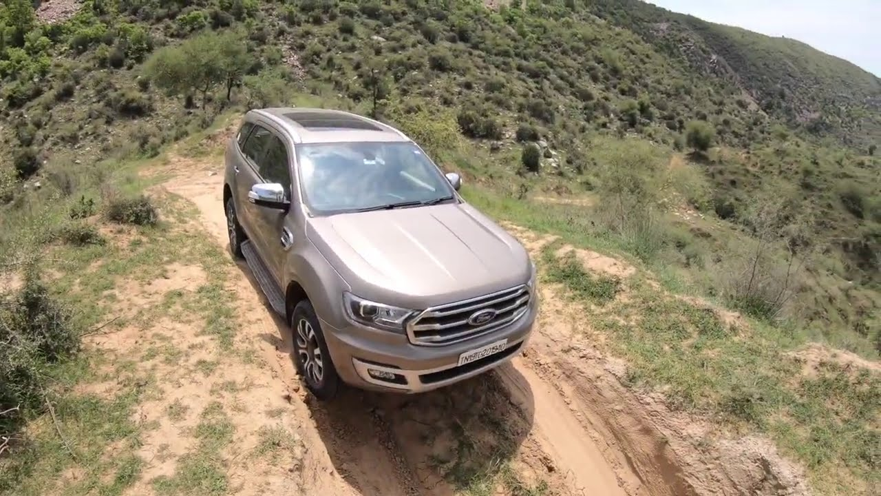 2020 Ford endeavour 2.0 Review | Gagan Choudhary