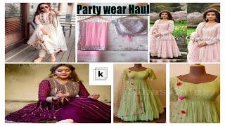 Affordable Salwar suit shopping review Designer salwar kameez saree online Latest collection Kreeva