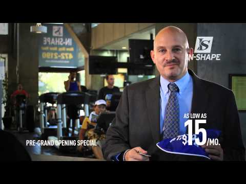 In-Shape Health Clubs: Commercial Spot - Victorville, CA (2013)