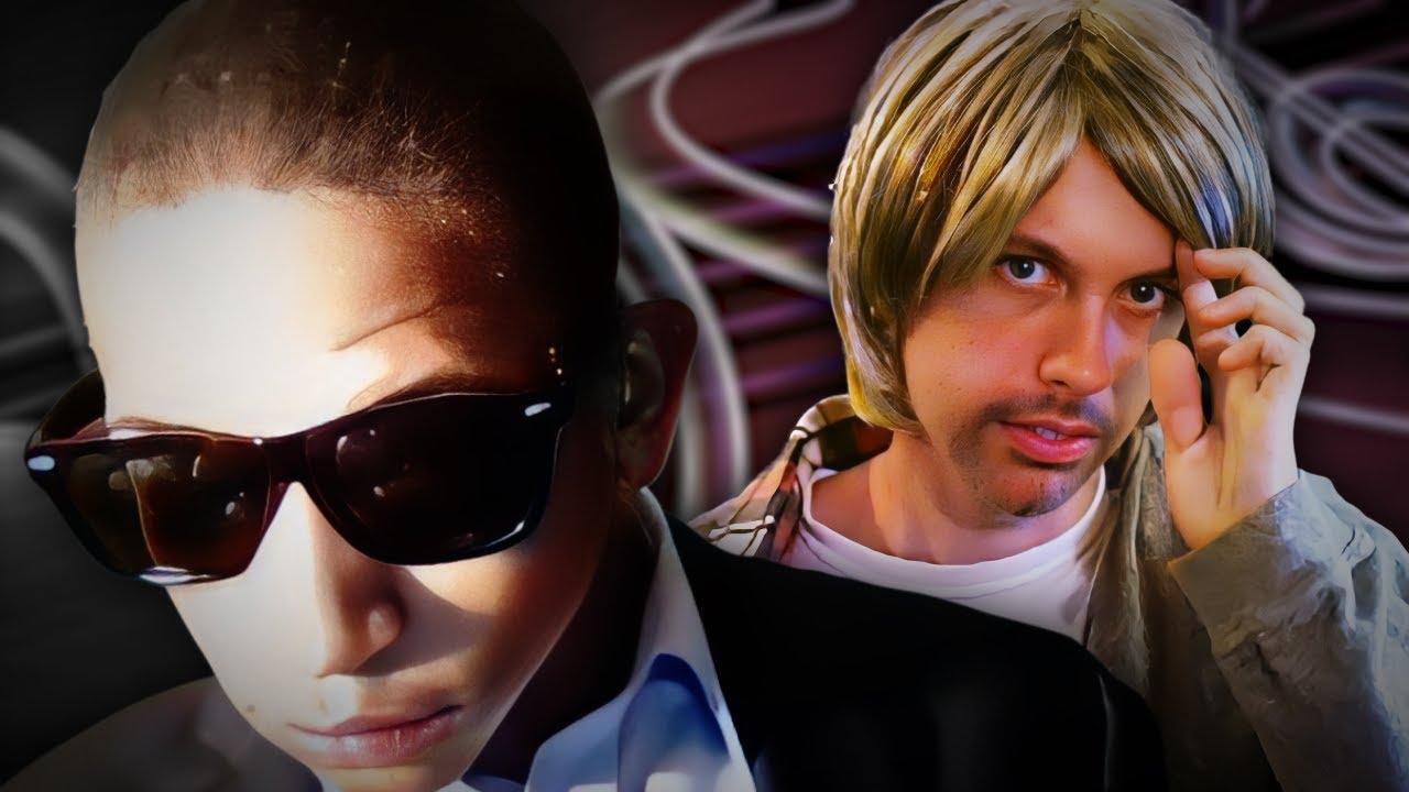 Kurt Cobain vs Ray Charles. Rap Battles! Season 1