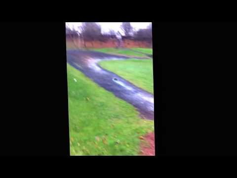 Bash day at Bathgate bmx track