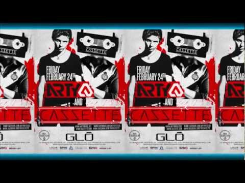ARTY & CAZZETTE @ GLO FRIDAY FEB 24th | PROMO