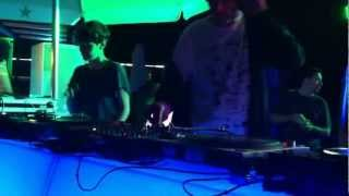 GROOVY NIGHT with VICKY feat WILL DELUXE @ Macarena Mar Beach Club |Bcn (Cut 2)