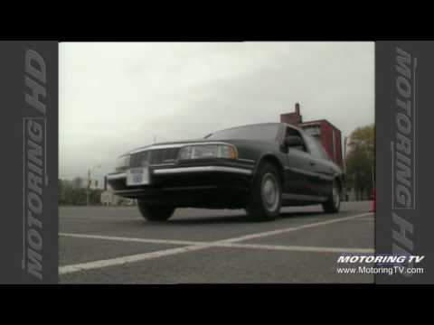 Throwback Thursday:  Review 1988 Lincoln Continental