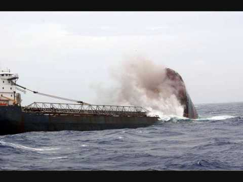 The Sinking of the Algoport