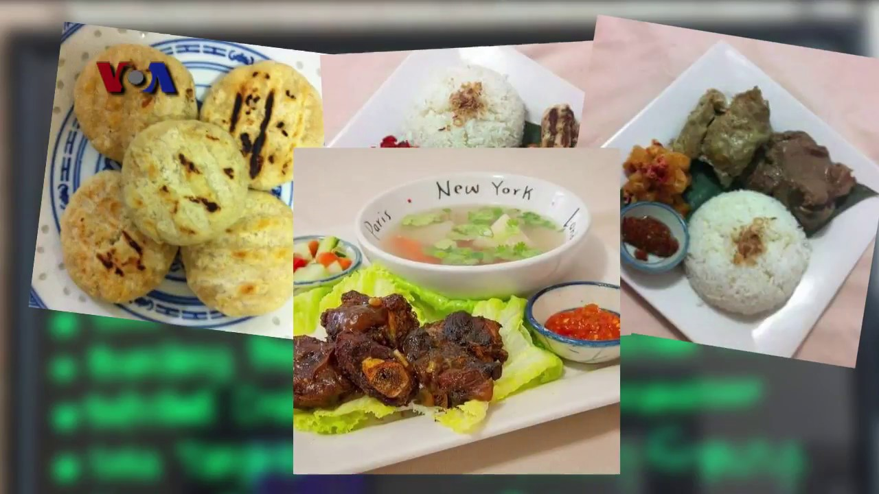 Restoran Indonesia Raih Pujian New York Times  Liputan Pop Culture VOA  YouTube