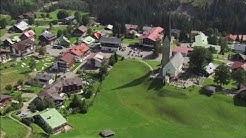 Mittelberg im Sommer | Kleinwalsertal