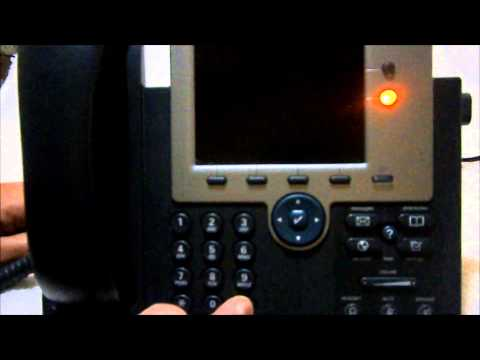 how to configure cisco ip phone 7940 manually