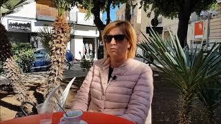 Un caffè con Tonia Spina