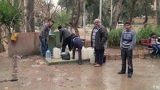 Сирия  правительство и оппозиционеры договорились о ремонте водопровода под Дамаском