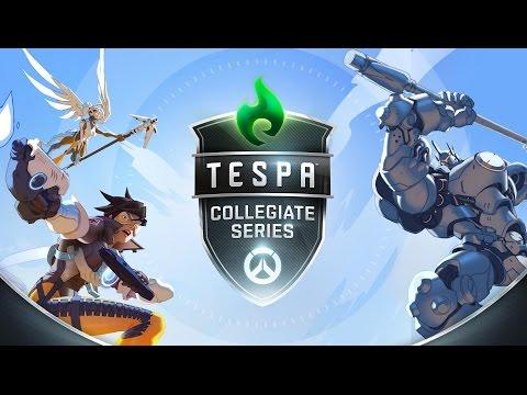 Cal vs UC Irvine – Tespa Collegiate Series: Overwatch Week 4