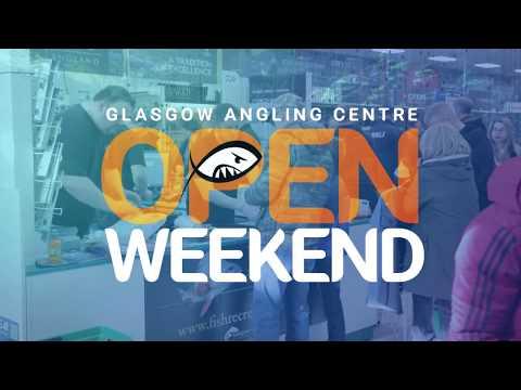 Glasgow Angling Centre | Open Weekend 27-29 September 2019 - Teaser