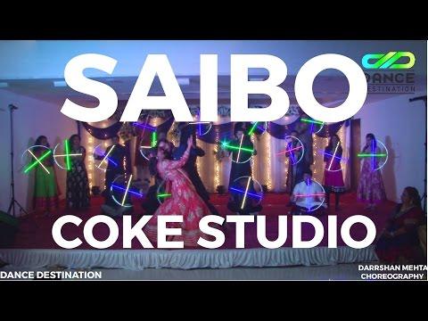 dance on Saibo | Coke Studio | Sachin JIgar | Darrshan Mehta