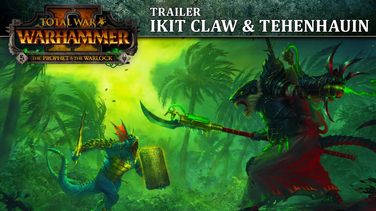Total War: Warhammer II Announces