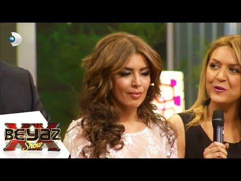 Amel Bouchoucha, KIVANÇ TATLITUĞ Hayranı - Beyaz Show