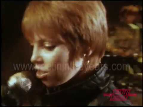 Pat Benatar- Soundcheck and Interview on Countdown 1981