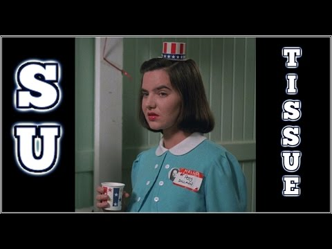 "Su Tissue (Sue McLane) From Suburban Lawns In ""Something Wild"" (1986) Movie Episodes"
