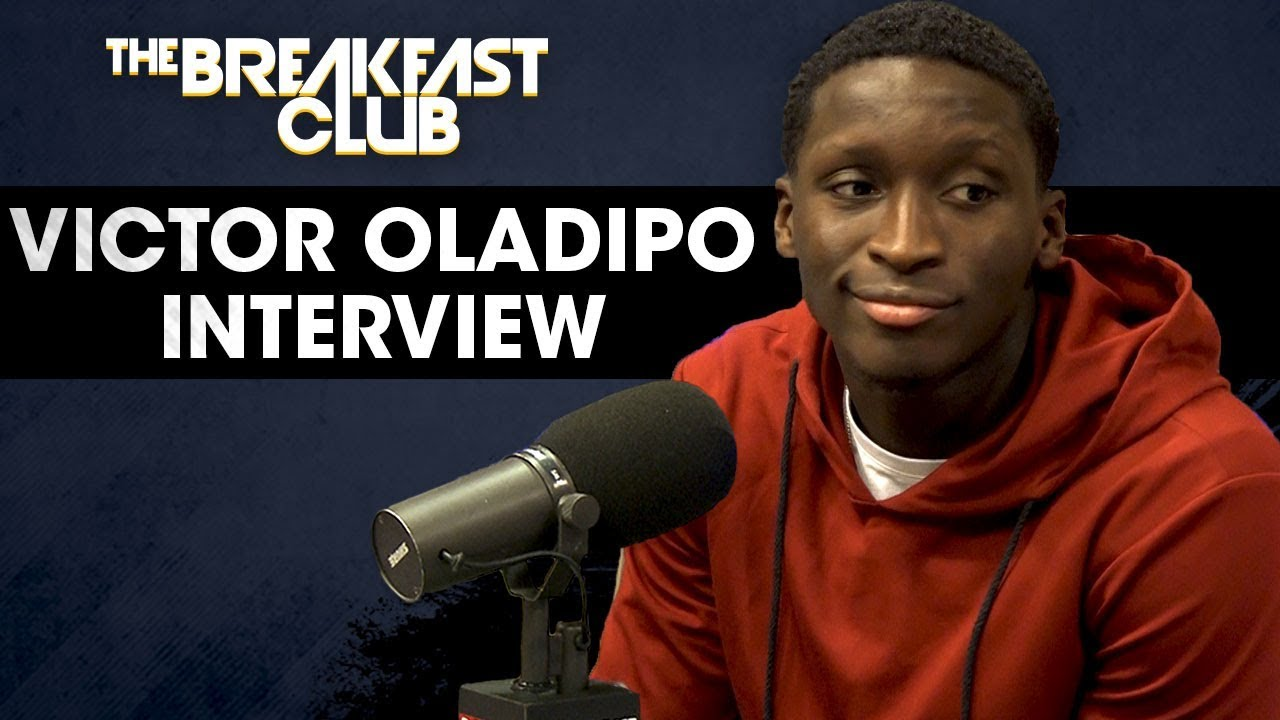 Victor Oladipo On Balancing Hoops And Singing, Getting Traded To The Indiana Pacers & More - YouTube