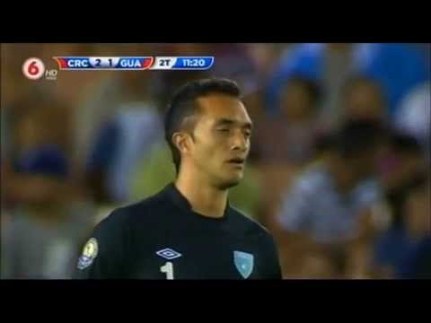 Guatemala sub campeón de Copa Centroamericana (Mario McGregor de Columbia Radio de Costa Rica)