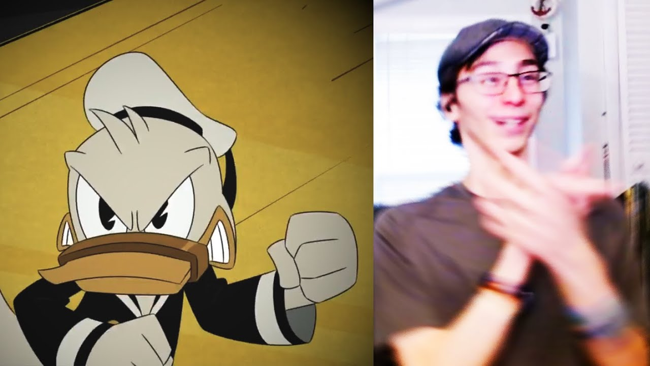 """DuckTales - Season 2 Episode 17 """"What Ever Happened to Donald Duck?"""" [Blind Reaction]"""