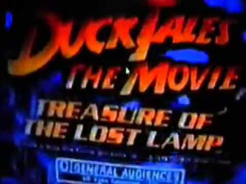 ducktales the movie treasure of the lost lamp 1990 trailer