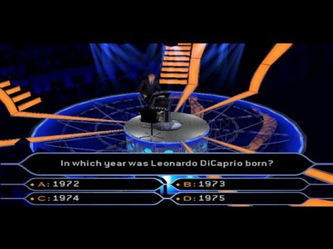 Who Wants To Be A Millionaire PS Editon Full Gameplay YouTube - Template who wants to be a millionaire