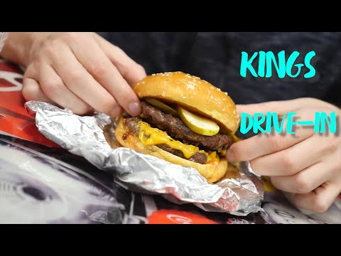Best Drive-In Burgers in EAST YORK - Amazing CHEAP EATS