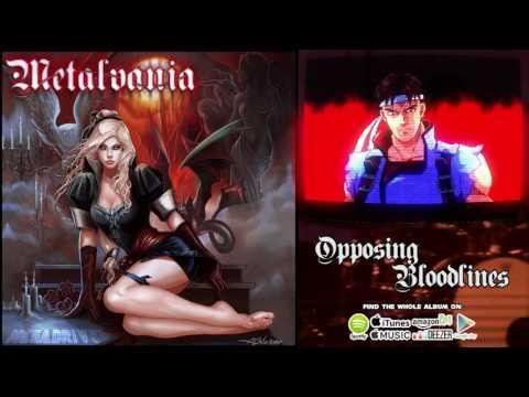 Metalvania: Opposing Bloodlines (Castlevania: Rondo Of Blood)