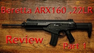 Video Review: Beretta ARX160  .22LR Part 1 download MP3, 3GP, MP4, WEBM, AVI, FLV Juli 2018