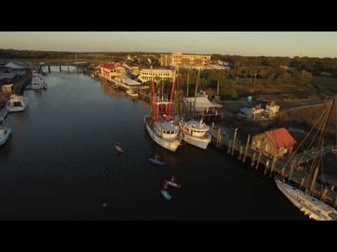 Charleston Paddle Board Co. - Shem Creek