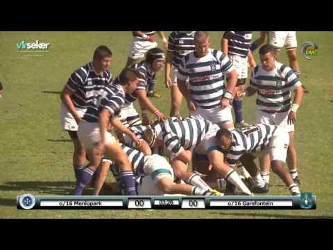 O/16A Menlo vs Garsfontein - Virseker Beker by Hoërskool Menlopark Pretoria