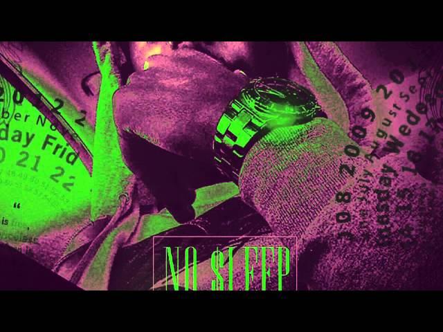 MarkBDaMan - No Sleep [Prod By JGoodProductions]