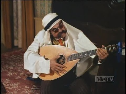 Wild Wild West - Artie as an Arab