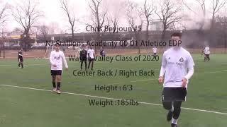 Chris Beyjoun club highlight film 2018-2019 • HD