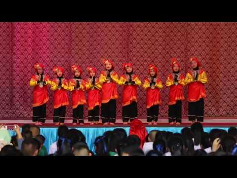 Indang Dance by SD Al Azhar 1 Jakarta at Thailand - IOV Indonesia