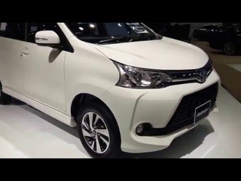 toyota new avanza  2016 review (thailand)