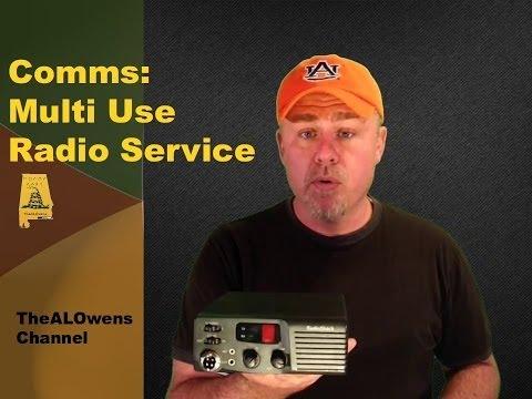 Comms: MURS - Multi Use Radio Service