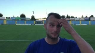 Rozhovor po zápase Lokomotíva - VSS Košice