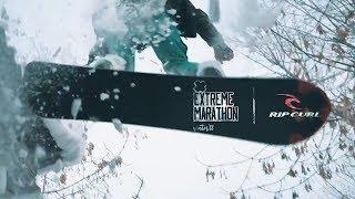 Зимний Экстрим Марафон 2018. Отчетный ролик