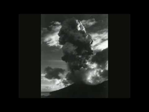 La Soufriere Eruption: 4/13/79 ST.VINCENT AND THE GRENADINES. W.I.