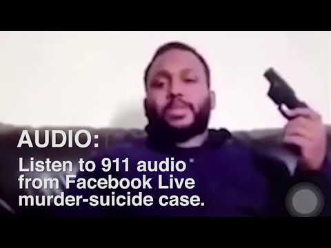 911 calls made after veteran shot himself on Facebook Live
