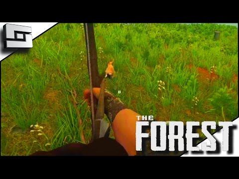 The Forest - BOW AND ARROW! S2E7 ( Gameplay )
