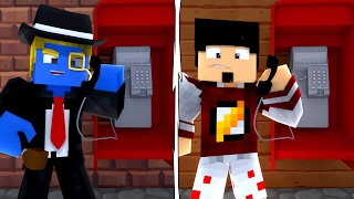 Minecraft: ESCUTEI O PLANO - BREAKMEN CRIME Ep. 35 ‹ AMENIC ›
