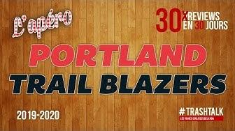 NBA Review 2019-20 : les Portland Trail Blazers