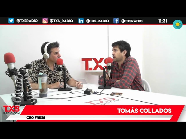 TXS TOPIC Tomás Collados