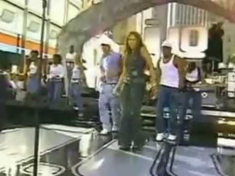 jennifer lopez play live today show 2001