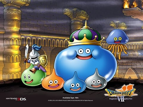 Dragon Quest VII: EASY TO MISS FRAGMENT FOR POST GAME