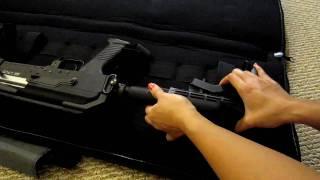 UTG Covert Homeland Security Gun Case (part 1)